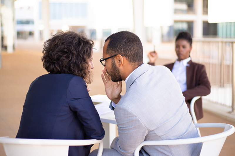 Hệ số giãn cách bất hợp lý có thể gây ra bất mãn, mất đoàn kết trong nội bộ doanh nghiệp