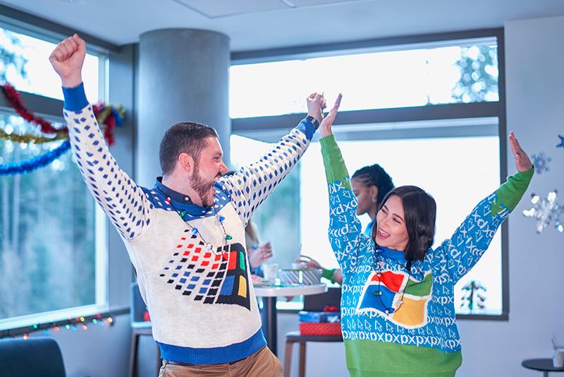 Microsoft luôn xem trọng văn hóa đa dạng, hòa nhập và bình đẳng của nhân viên.