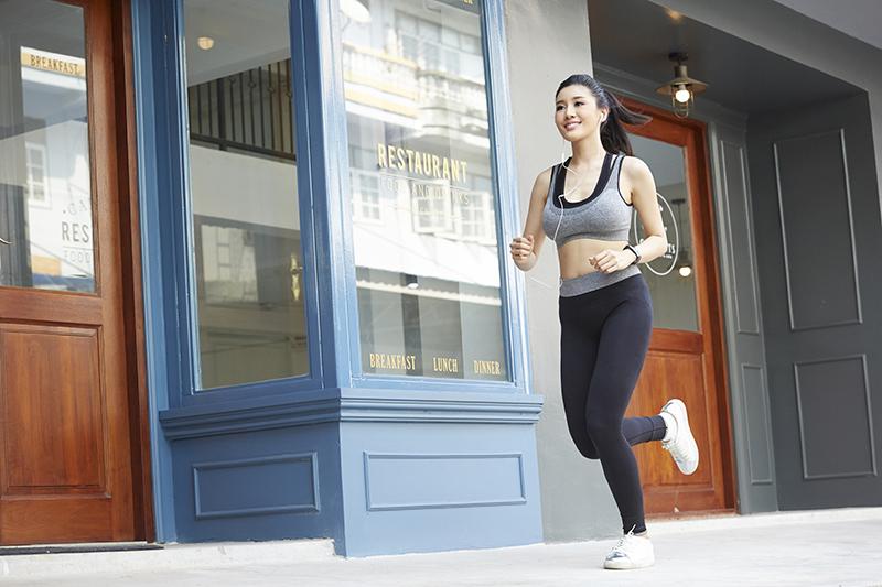 Không thể có được một sức khỏe tốt nếu bạn lười tập thể dục thể thao.