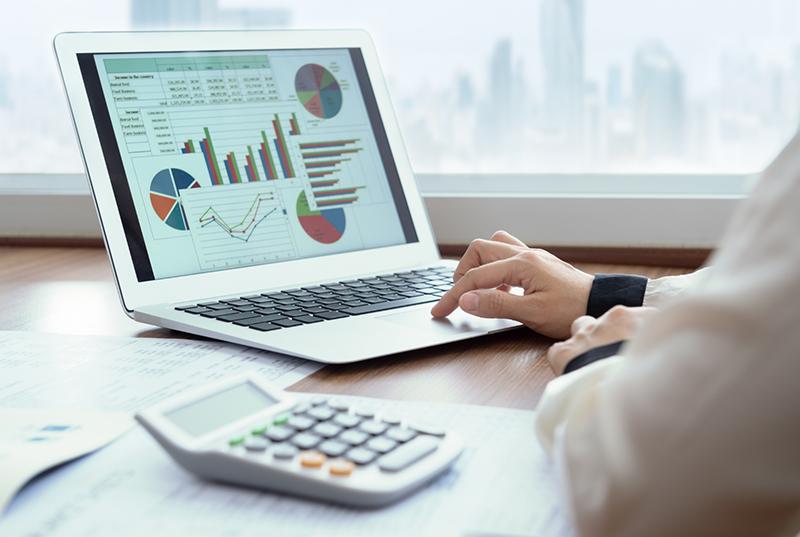 Quản lý, kiểm soát phúc lợi nhân viên bằng các báo cáo khoa học và chính xác.