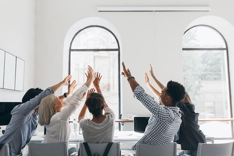 Một trong những lợi ích của phúc lợi là duy trì năng suất làm việc hiệu quả.