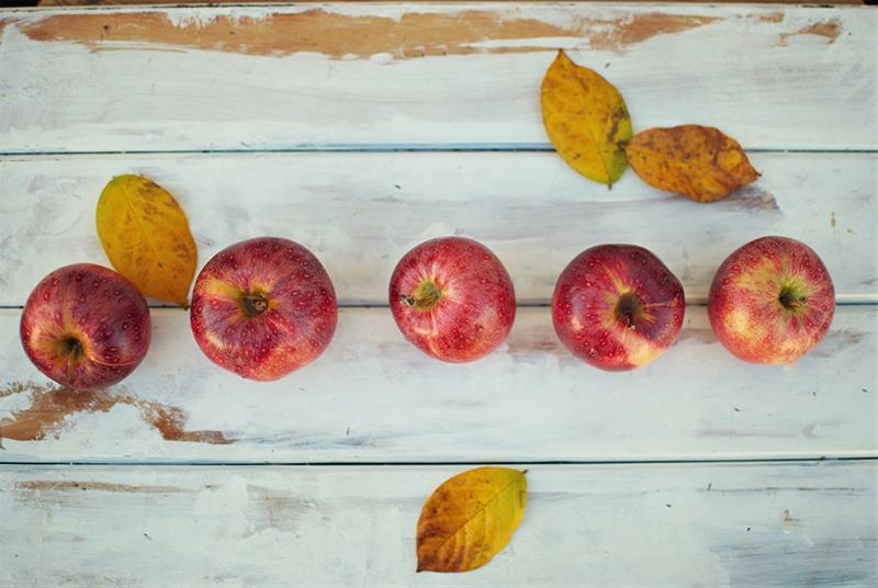 Táo là loại trái cây bổ sung nước hiệu quả