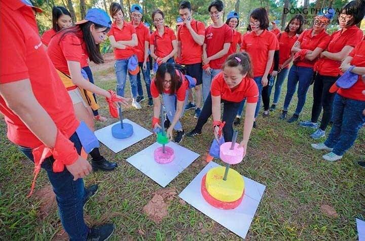 Mục đích trò chơi: Khuyến khích nhân viên tư duy logic và làm việc nhóm để tìm ra lời giải
