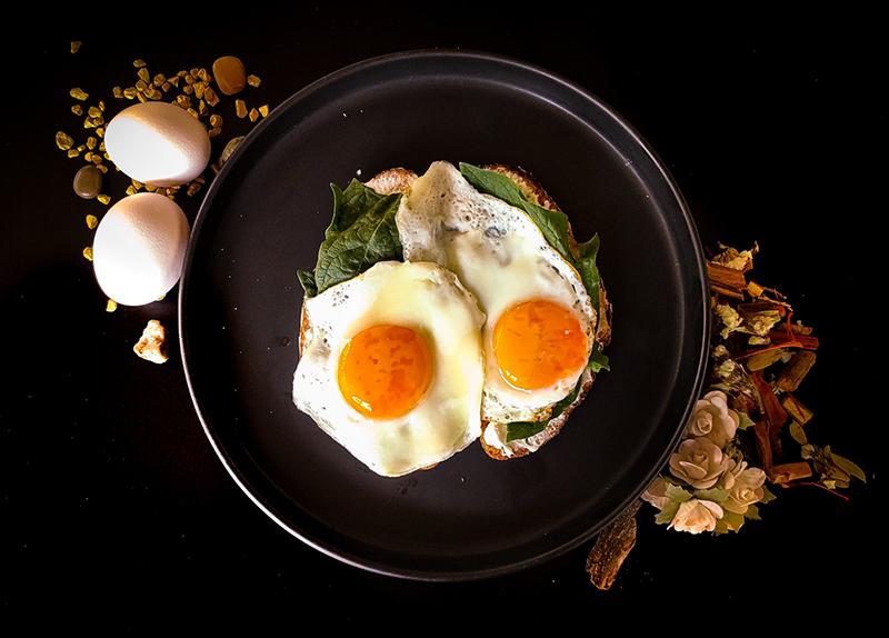 Trứng tiết kiệm thời gian chế biến và cung cấp dưỡng chất thiết yếu.